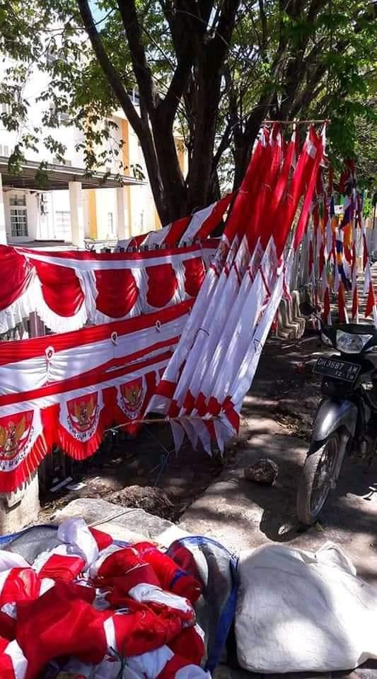 Jual Bendera Merah Putih Di Medan
